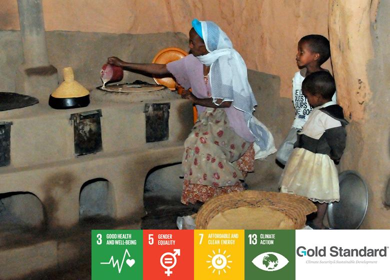 Distribution de foyers de cuisson plus performants, moins toxiques et moins nocifs pour l'environnement en Erythrée